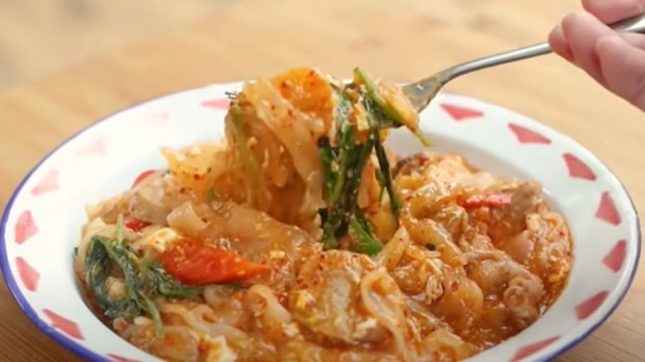 Resep Seblak Bandung ala Chef Devina Hermawan