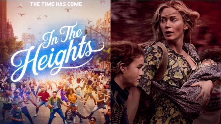 A Quiet Place Part II Kalahkan In The Heights di Daftar Box Office