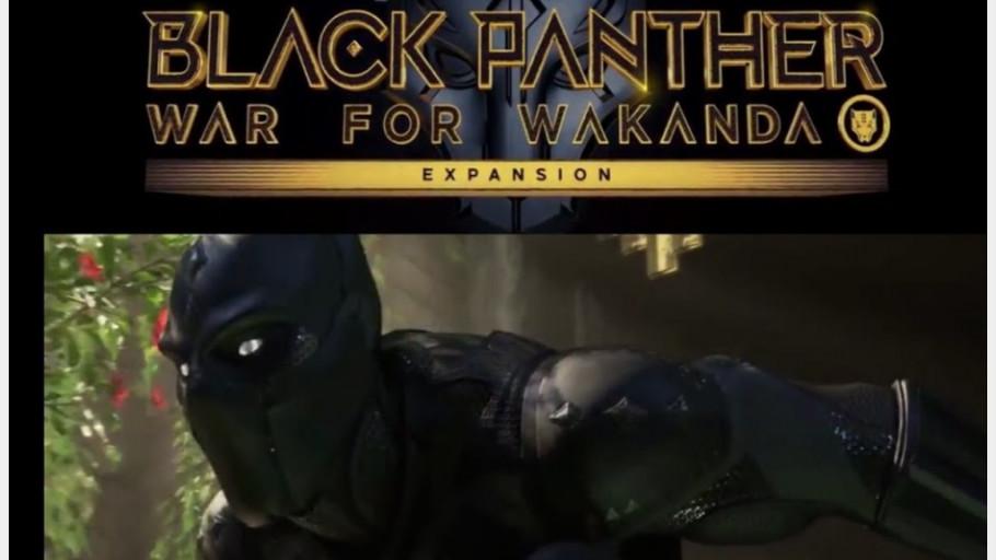 Expansion Black Panther: War For Wakanda Rilis Agustus 2021