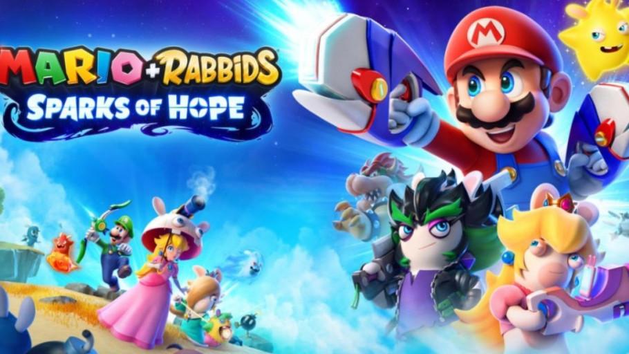 Fakta Mario + Rabbids: Sparks of Hope, Game Nintendo Switch 2022