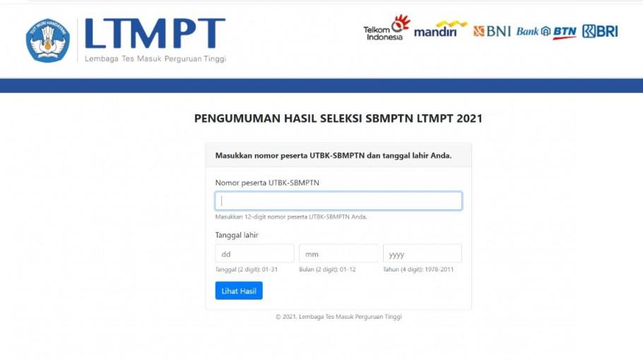 10 PTN Penerima Mahasiswa Baru Terbanyak Lewat SBMPTN 2021