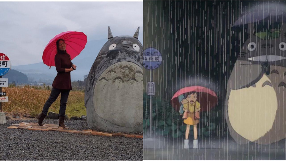 10 Lokasi Film Studio Ghibli yang Ada di Dunia Nyata