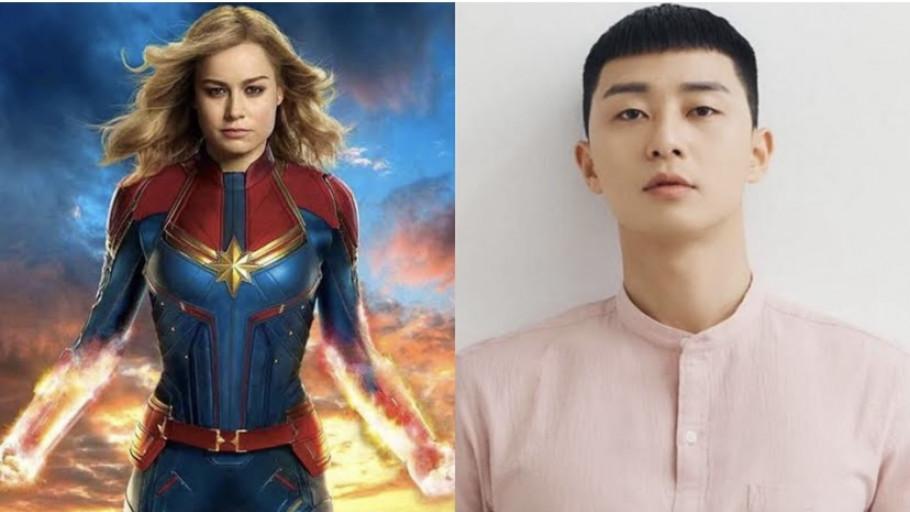 Park Seo Joon Dikabarkan Main Film The Marvels Bareng Brie Larson