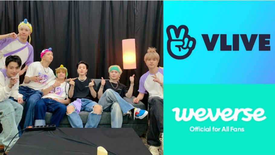 Cara Mudah Nonton Run BTS Lewat V Live dan Weverse
