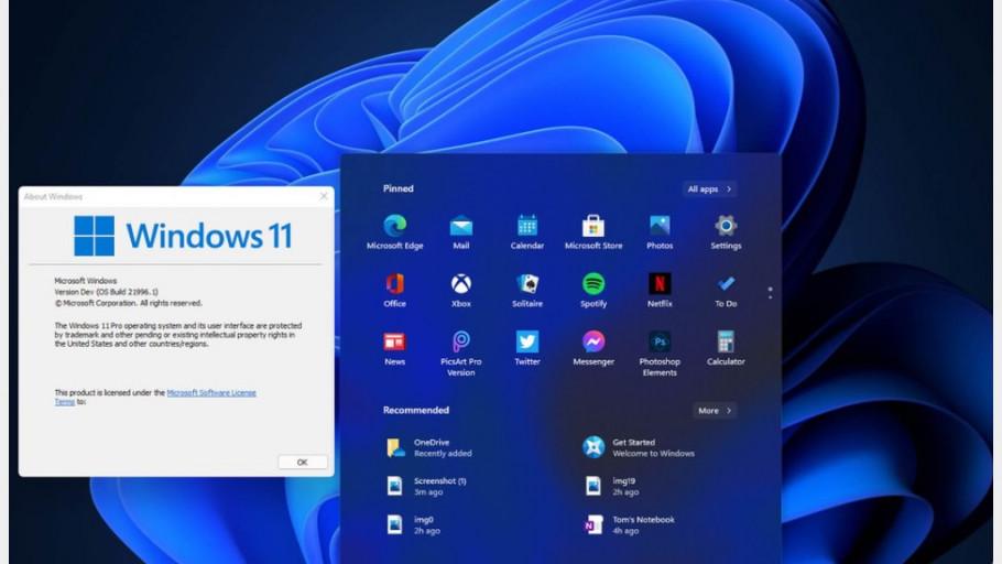 Windows 11 Bocor di Internet, Gini Tampilan dan Fitur Barunya