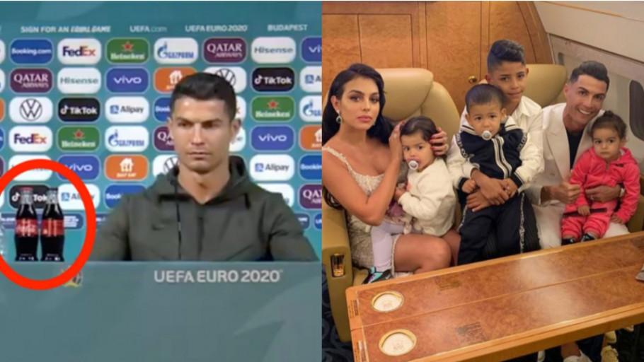 5 Fakta Menarik Soal Gaya Hidup Sehat Cristiano Ronaldo