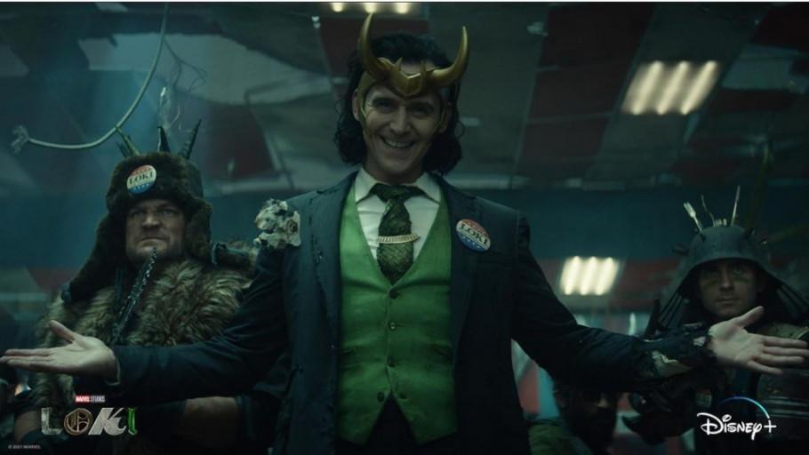 Nonton Serial Loki Episode 2, Gunung Krakatau Meletus Tahun 2049