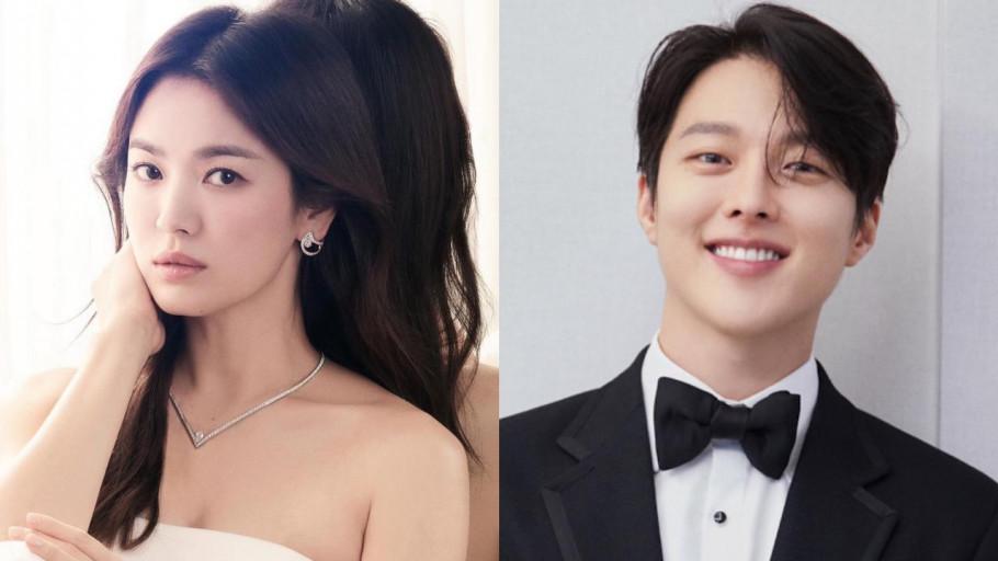 Pertemuan Song Hye Kyo & Jang Ki Yong di Now, We Are Breaking Up