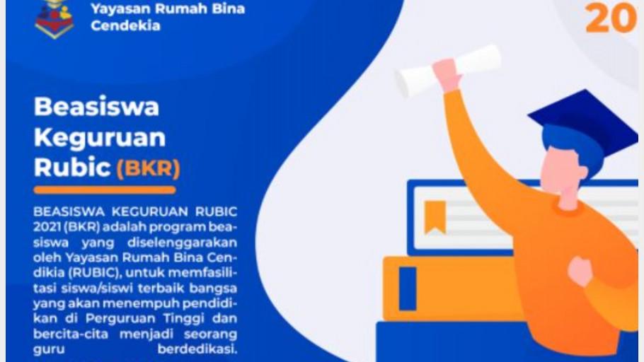 Beasiswa Keguruan RUBIC 2021 Dibuka di 12 Kampus Ini