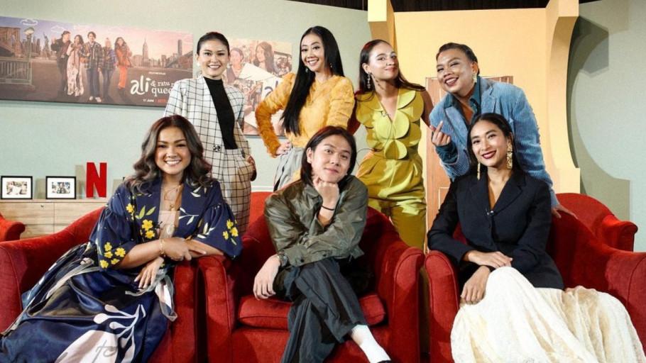 Link Nonton Ali & Ratu Ratu Queens, Dibintangi Iqbaal Ramadhan