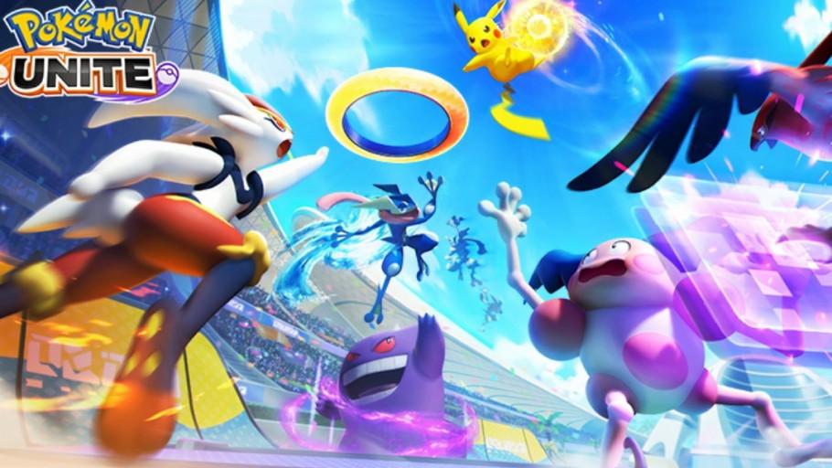 Fakta Pokemon Unite, Game Moba di Nintendo Switch Rilis Juli 2021