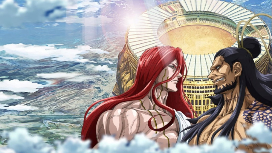 Link Nonton Anime Record of Ragnarok Season 1 Total 12 Episode