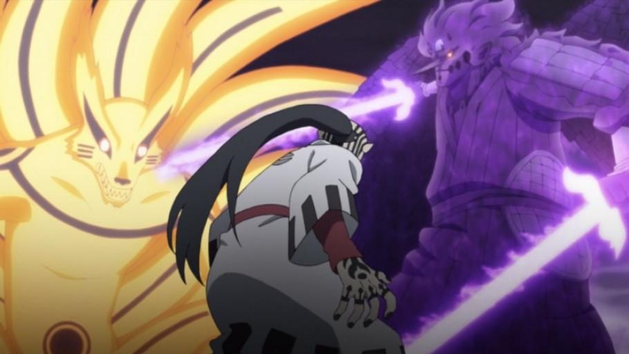 Spoiler & Link Streaming Boruto Episode 205 - 206 Selain Anoboy