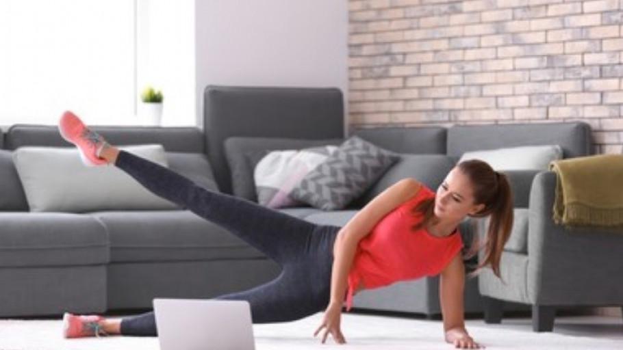 6 Rekomendasi Olahraga di Rumah agar Tubuh Tetap Bugar