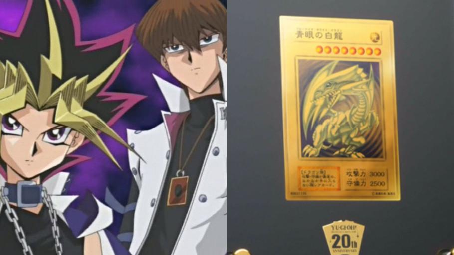 Lelang Kartu Yu-Gi-Oh Blue Eyes White Dragon Rp193 M Ditangguhkan