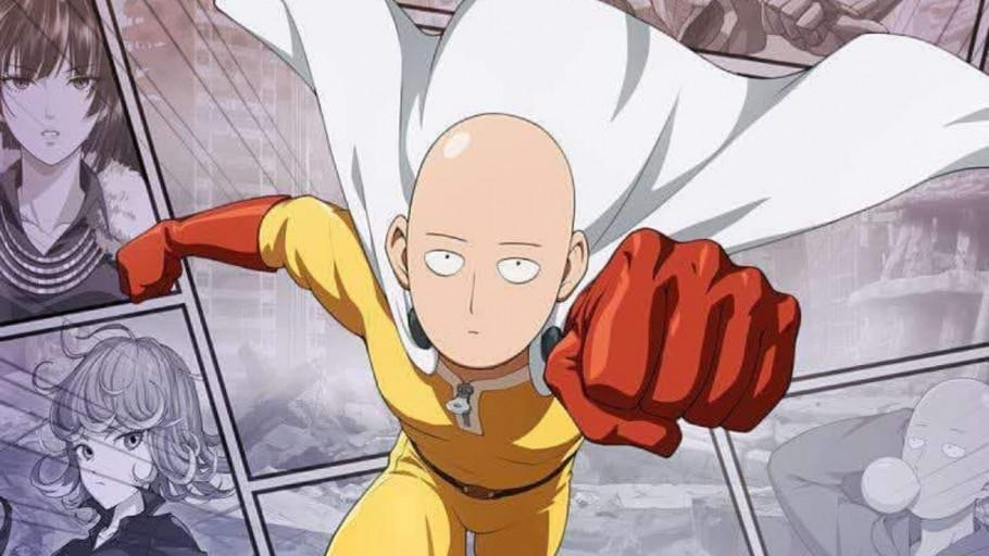 Link Baca Manga One Punch Man Terbaru dan Terlengkap