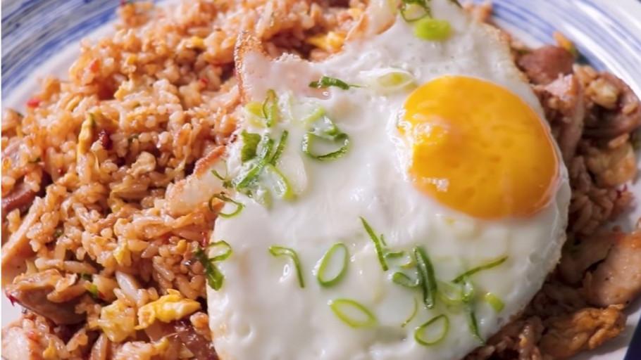 Resep Nasi Goreng Jawa Enak ala Chef Willgoz