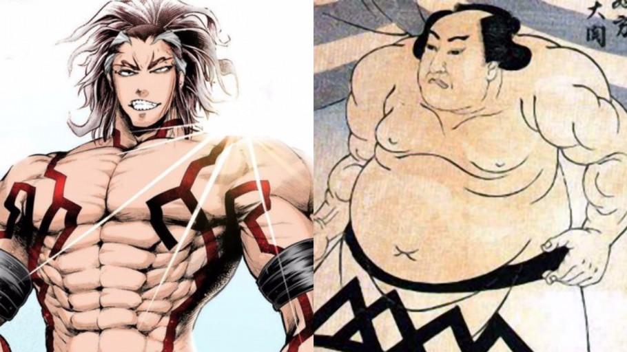 8 Fakta Raiden Tameemon, Pegulat Jepang di Record of Ragnarok 2