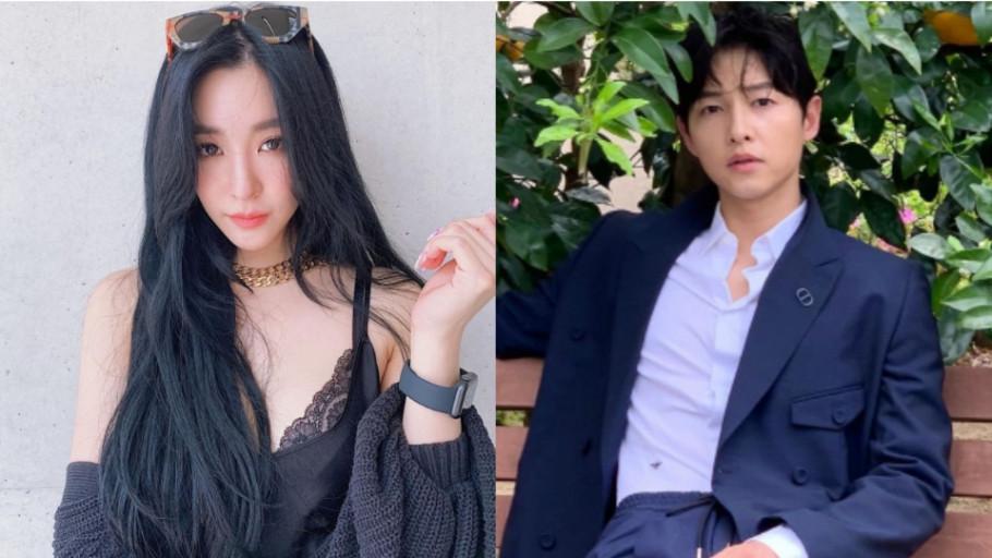 Tiffany SNSD dan Song Joong Ki Dikabarkan akan Main Drama Bareng