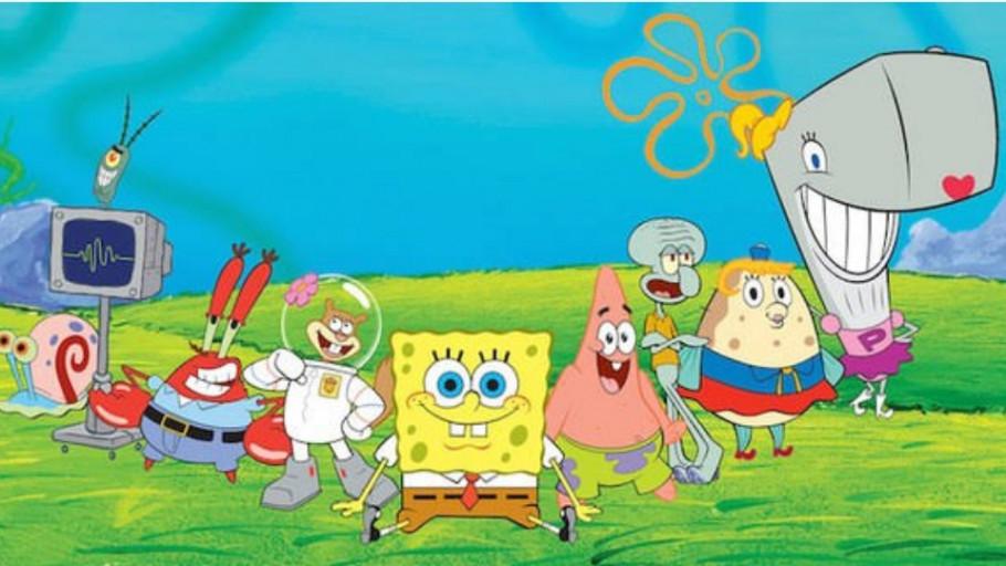 Teori Fans Soal SpongeBob dan Bikini Bottom Korban Bom Nuklir
