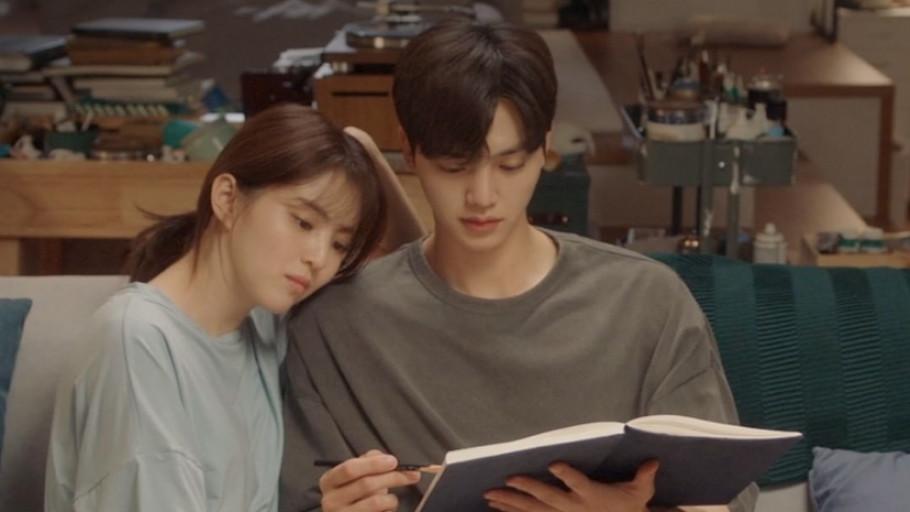 7 OST Nevertheless: Like A Butterfly, Love Me Like That - Sam Kim
