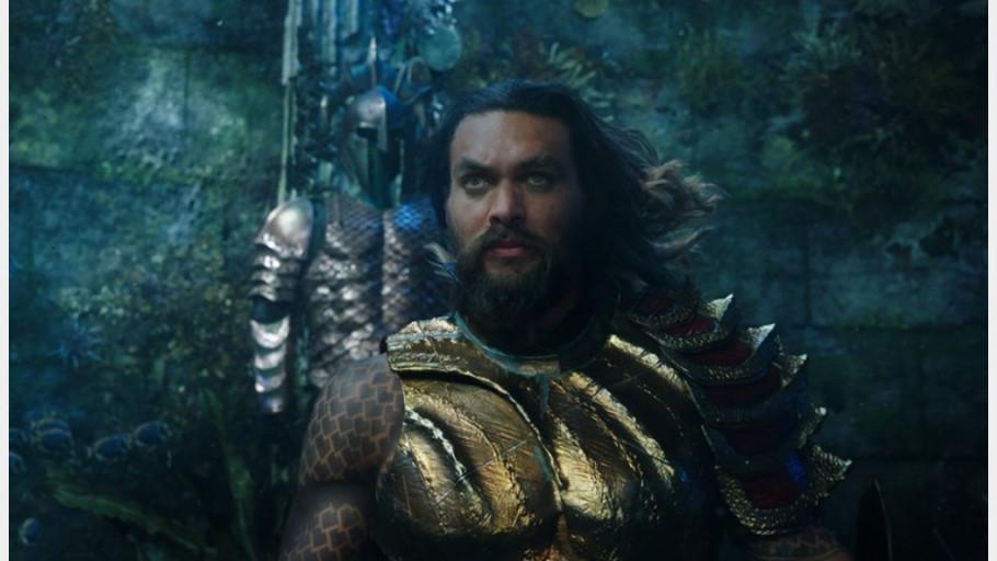Mengintip Proses Syuting Film Aquaman 2 yang Tertutup Salju