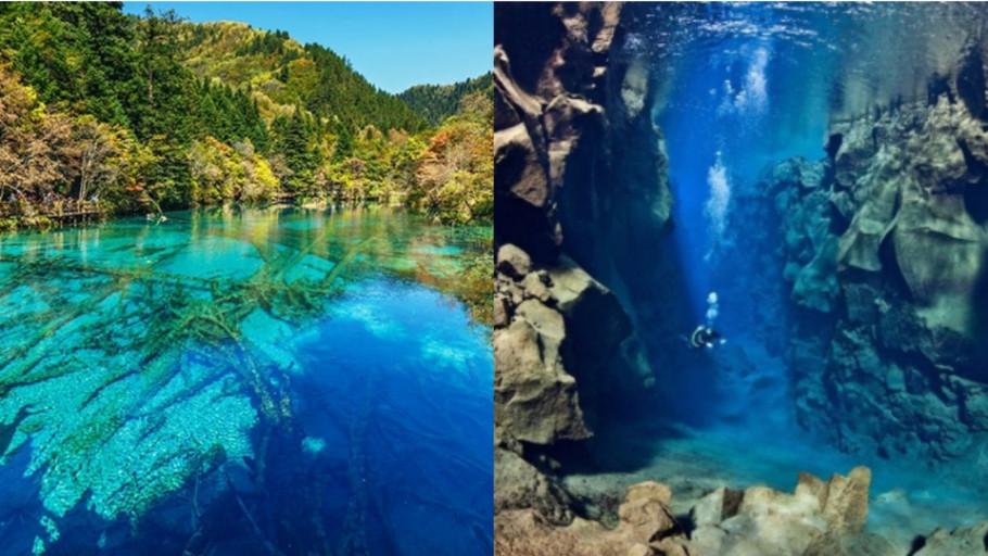 8 Wisata Air di Dunia yang Indah dan Tersembunyi