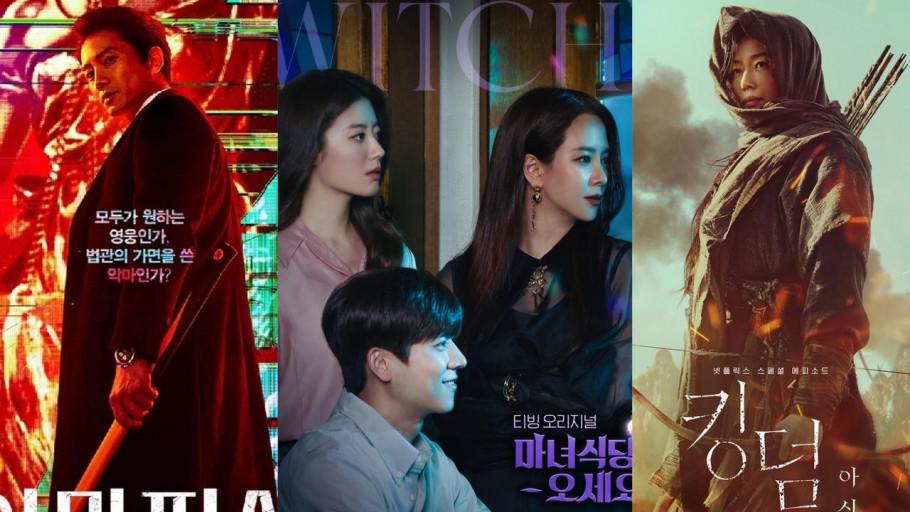Jadwal Tayang 8 Drama Korea Juli 2021, Ada Spin Off Netflix Kingdom