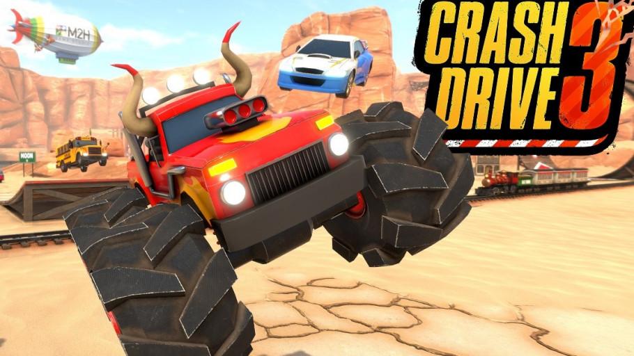 Fakta Crash Drive 3, Game Lintas Platform Rilis 8 Juli 2021