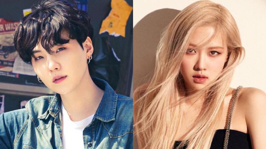 Suga BTS dan Rose Blackpink Diharapkan Kolaborasi