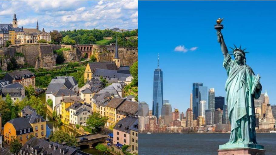 10 Negara Terkaya di Dunia 2021, Amerika Serikat Peringkat Berapa?