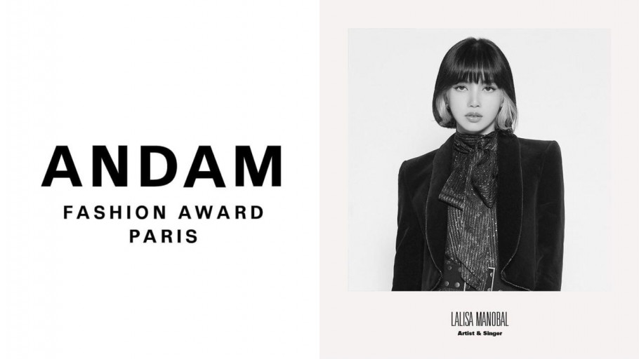 Kemampuan Lisa Blackpink Jadi Juri ANDAM Fashion Award 2021