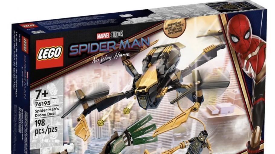 Bocoran Film Spider-Man: No Way Home Terungkap dari Set Lego