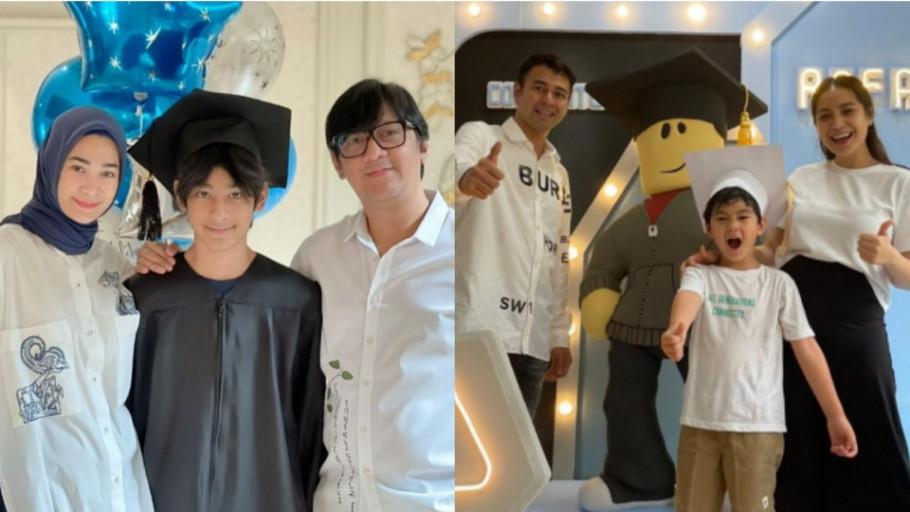 5 Anak Artis Dapat Kado Mewah Saat Lulus, Andre Taulany Beri Apartemen