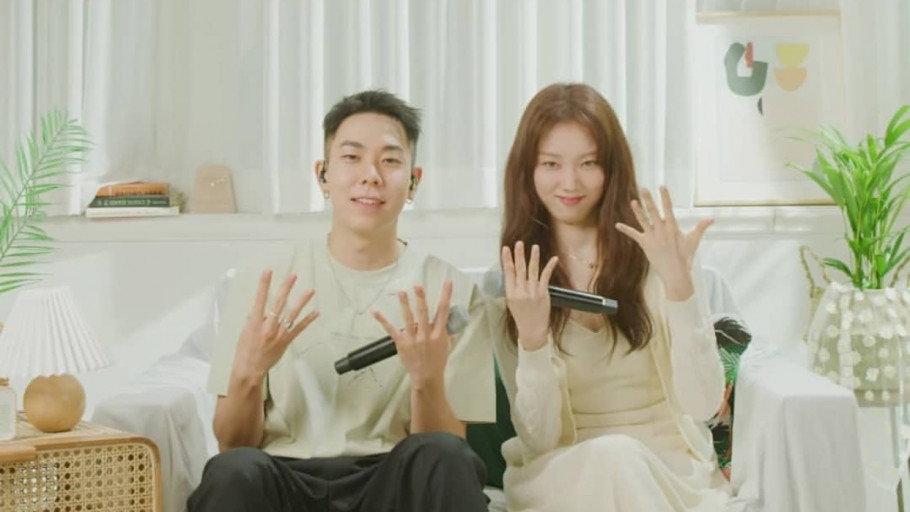 Lirik Lagu Love - Lee Sung Kyung dan Loco Terjemahan Indonesia