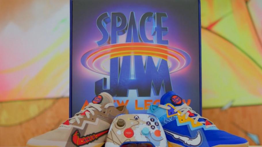 Kolaborasi Xbox dan Nike Jelang Film Space Jam: A New Legacy Rilis