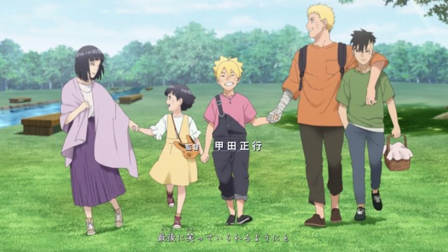 Arti Opening Boruto 9 dan Lirik Lagu Gamushara - CHiCO HoneyWorks