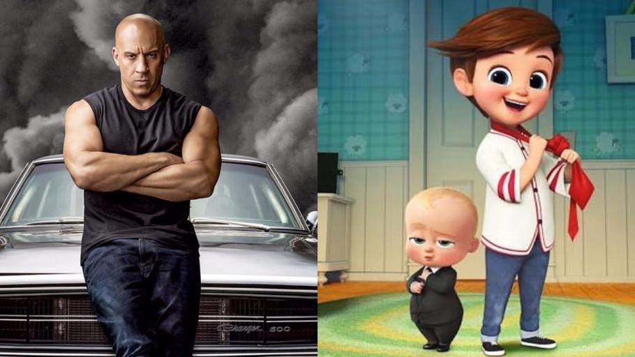 Daftar Box Office 2-4 Juli, Pendapatan Film The Boss Baby 2 Turun