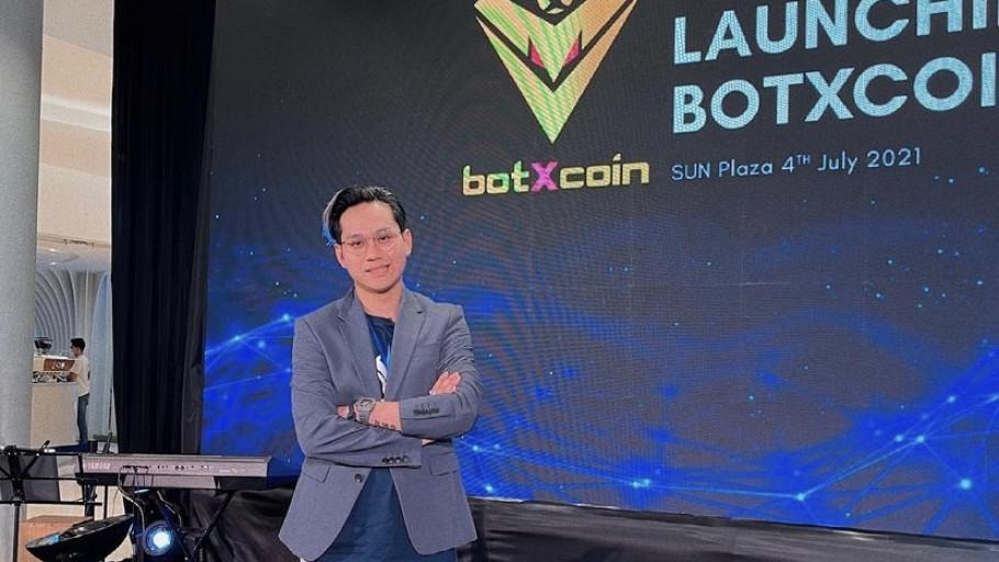 Mengenal BotXcoin, Crypto Anak Bangsa Diperkenalkan Indra Kesuma