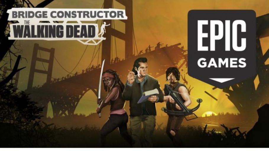 Link Download Bridge Constructor: The Walking Dead di Epic Games
