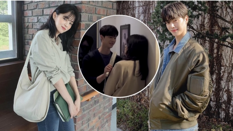 Rumor Song Kang dan Han So Hee Pacaran Karena Video BTS Nevertheless