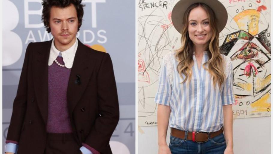 Kemesraan Harry Styles dan Olivia Wilde Liburan di Italia