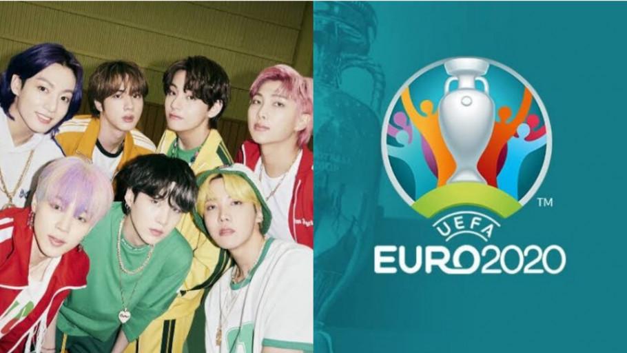 Ramai Protes Lagu Butter - BTS di Final Euro 2020
