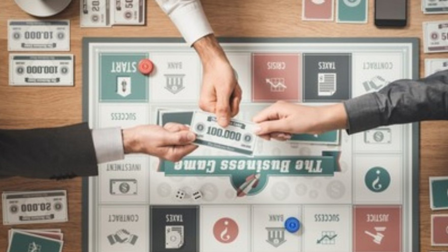 5 Rekomendasi Game HP untuk Bantu Pahami Investasi dan Bisnis