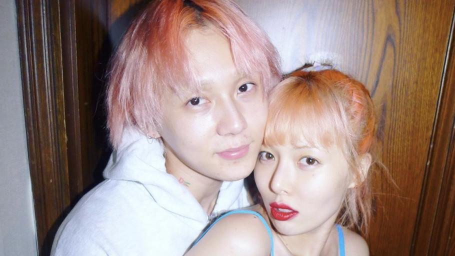 Hyuna dan DAWN Punya Tato Pasangan, Dicurigai Sudah Menikah