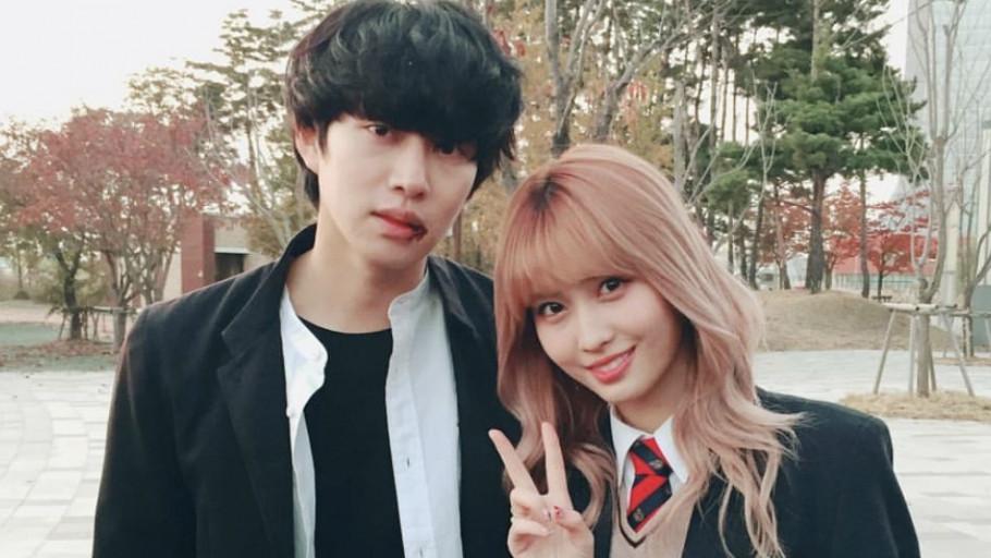 Timeline Kim Heechul dan Momo TWICE Pacaran hingga Putus di 2021