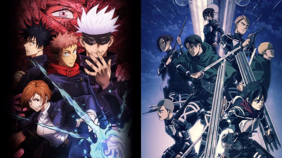 7 Anime Terbaik dari Studio MAPPA, Attack On Titan Hingga Dororo