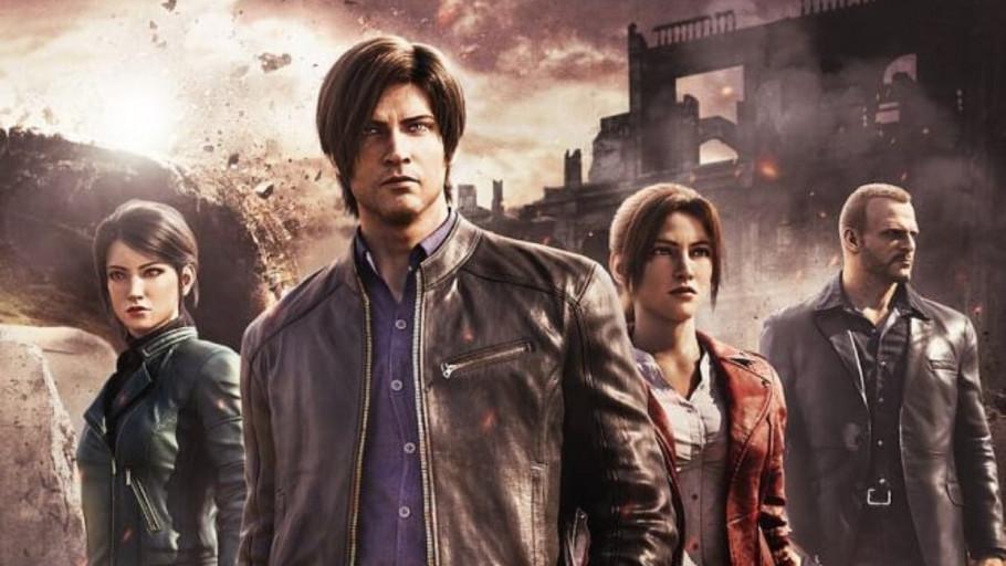 Fakta dan Link Nonton Resident Evil: Infinite Darkness Sub Indo