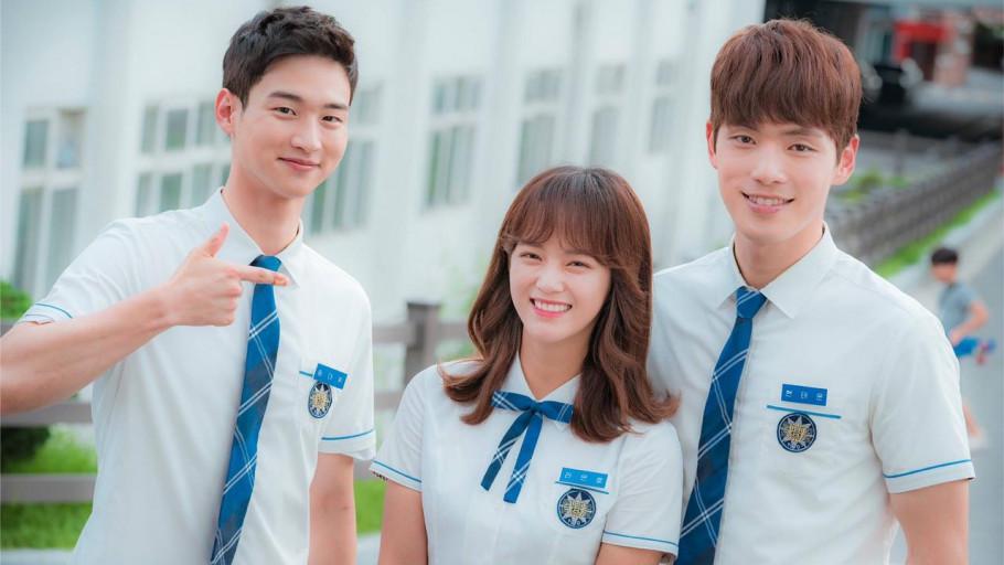 Sinopsis dan Jadwal Tayang School 2017 Episode 1-16 di NET TV