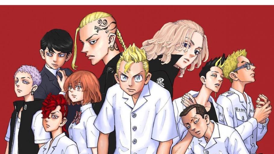 Spoiler Manga Tokyo Revengers 214, Draken Tantang Terano South